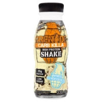 Grenade Carb Killa High Protein Shake White Chocolate 330ml